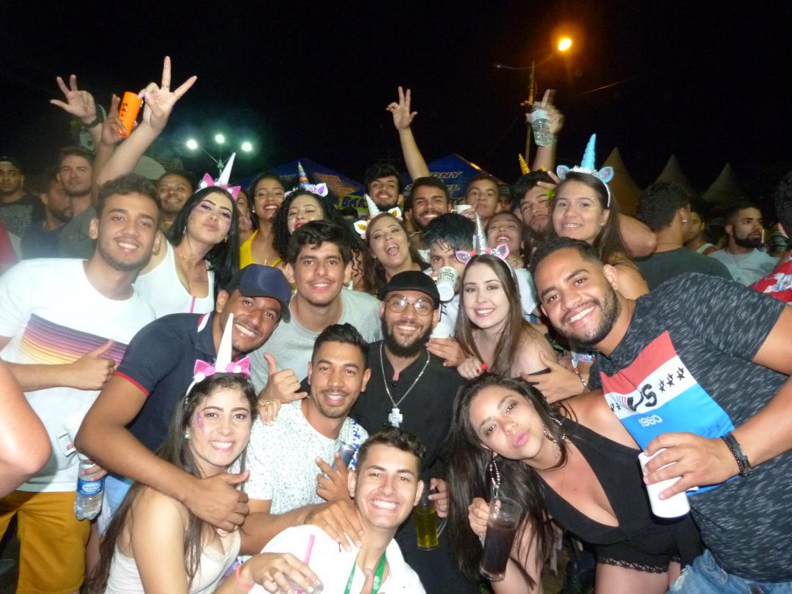 Rio de Contas - Carnaval 2018