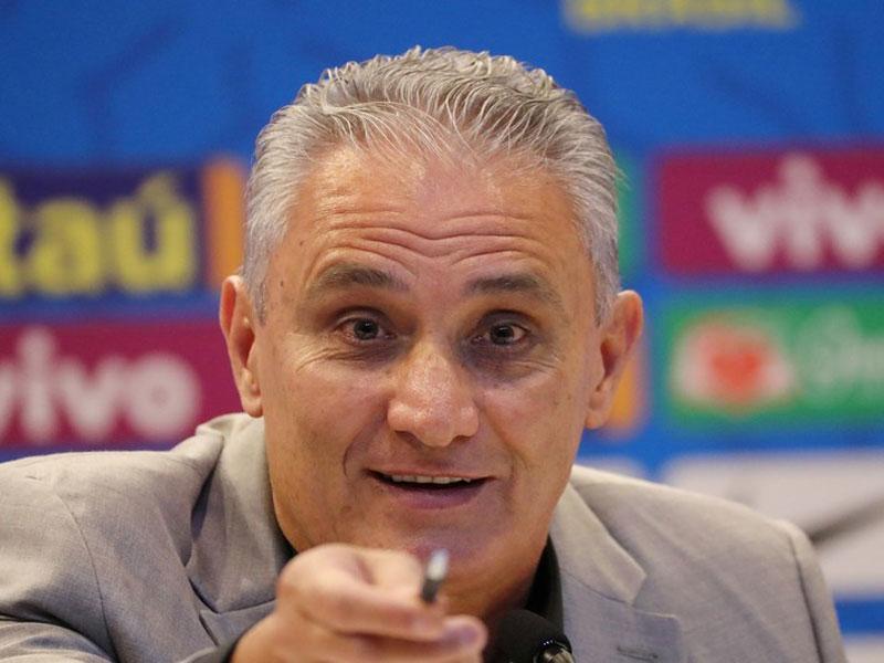 Tite divulga lista de convocados para amistosos da seleção contra Nigéria e Senegal