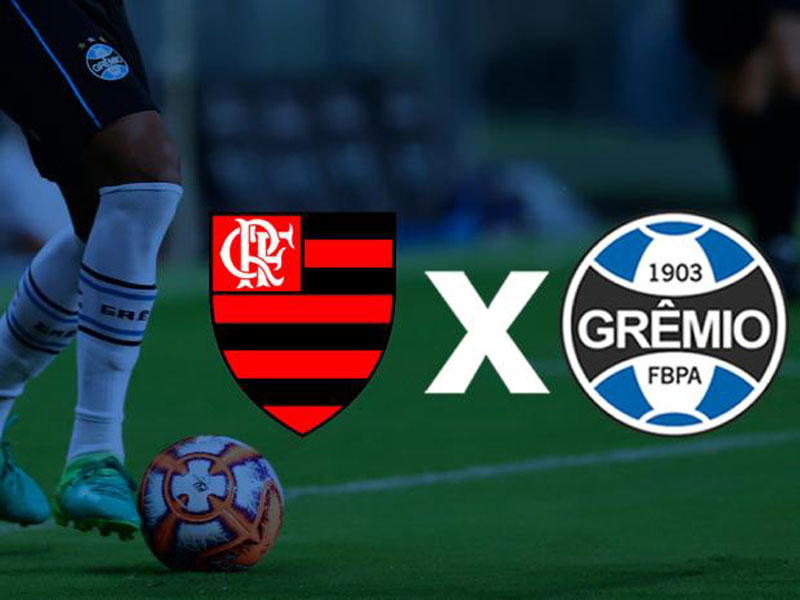Libertadores: Com estratégias diferentes, Flamengo e Grêmio jogam em Porto Alegre
