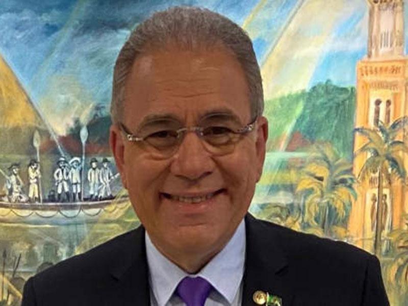 Cúpula da CPI diverge sobre transformar Marcelo Queiroga em investigado