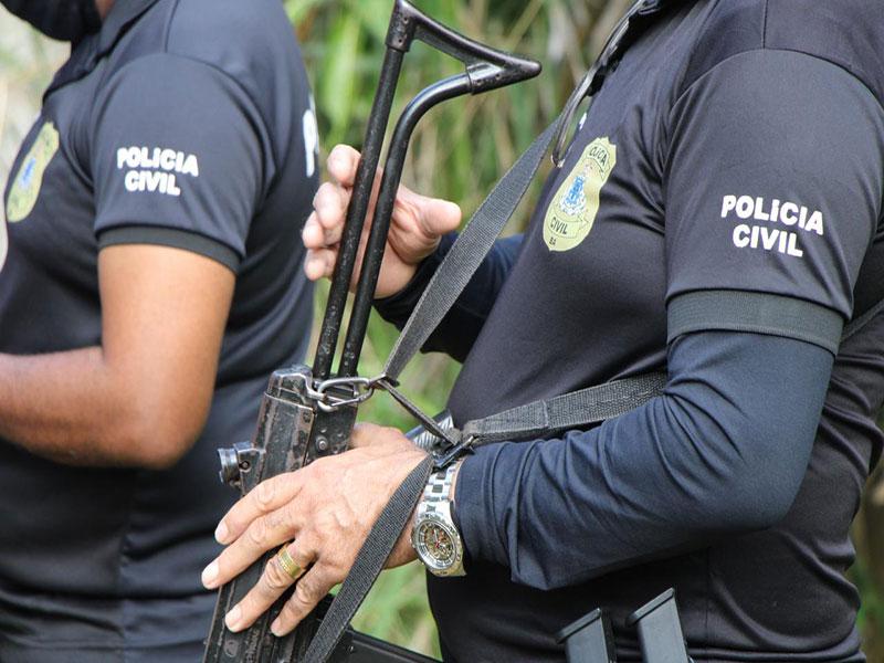 Avô tem mandado cumprido por estuprar a neta no interior da Bahia