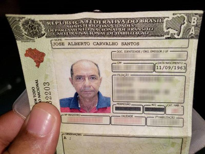 Itabuna: Taxista é morto a tiros e dois passageiros ficam feridos