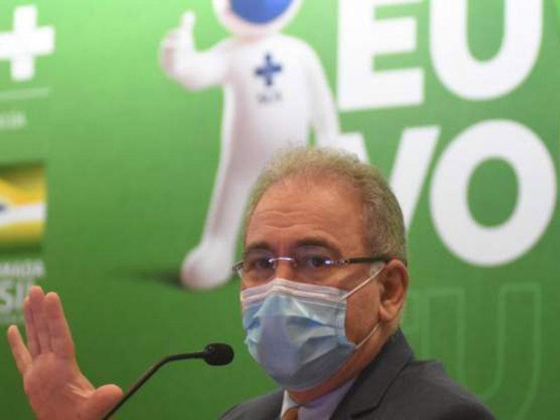 STF dá 5 dias para Queiroga e Bolsonaro esclarecerem prazos da vacina