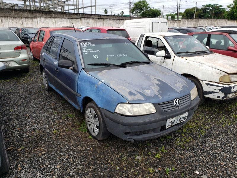 Leilão online do Detran-BA oferece 610 lotes de veículos e sucatas