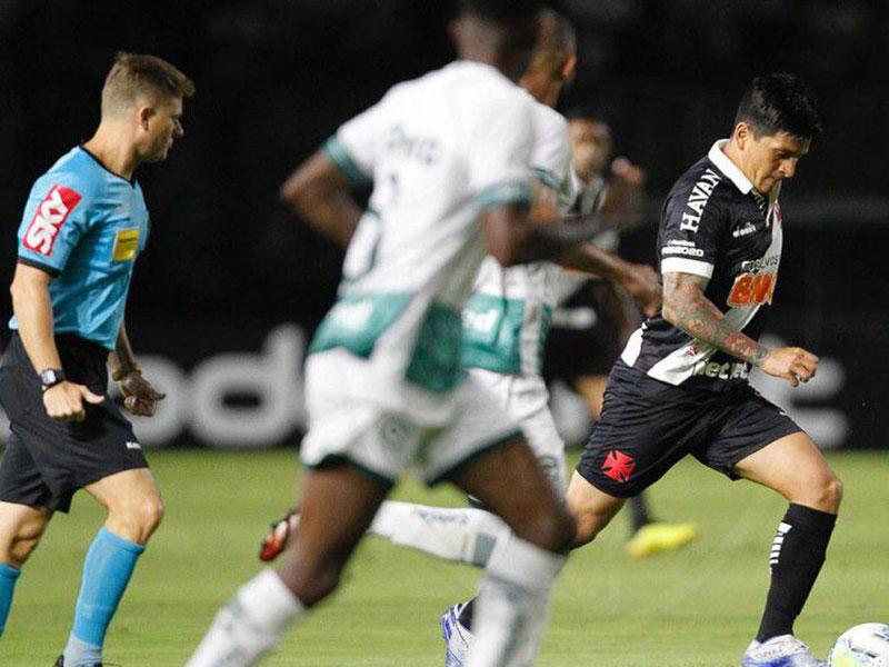 Copa do Brasil: Goiás supera Vasco por 1 a 0
