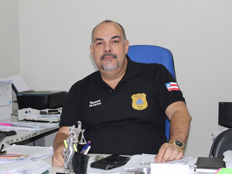 Delegado Doutor Cláudio assume novamente Delegacia de Polícia Civil de Livramento de Nossa Senhora