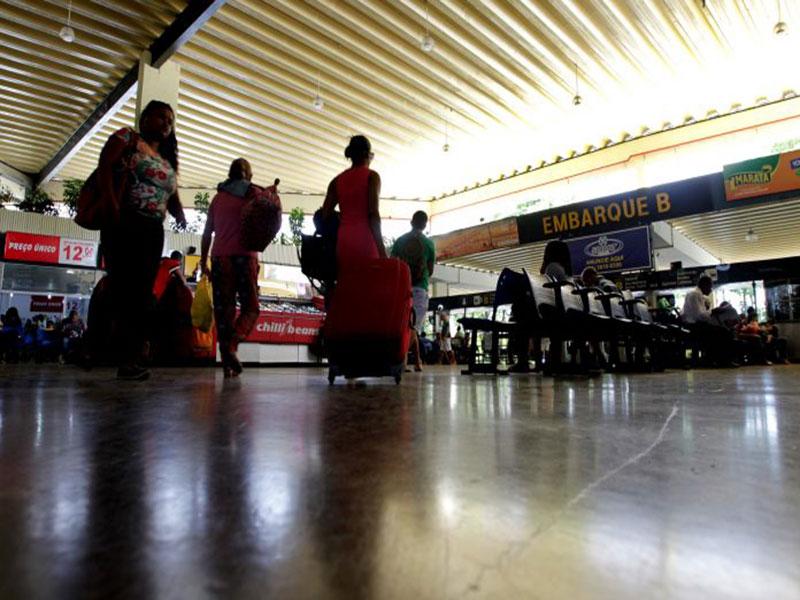 Transporte coletivo intermunicipal é liberado em 303 municípios baianos
