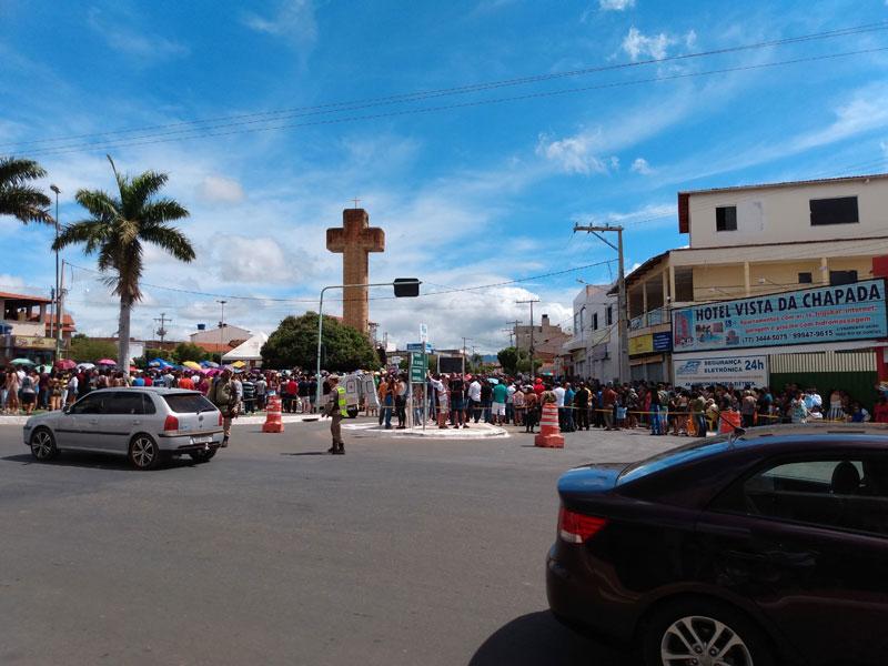 Livramento: Festa em Louvor ao Bom Jesus chega ao fim; Ainda nesta terça (6) iniciam as novenas em louvor à Padroeira da cidade