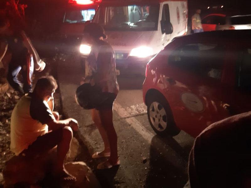 Acidente é registrado na BA-148 entre Livramento e Rio de Contas