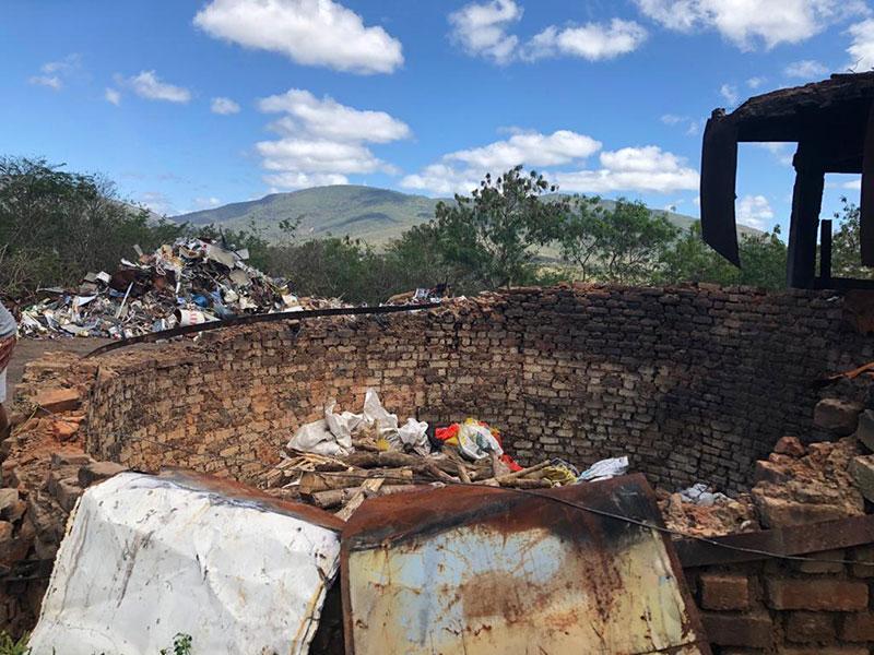 Mais de cinco toneladas de maconha são incineradas em Jequié