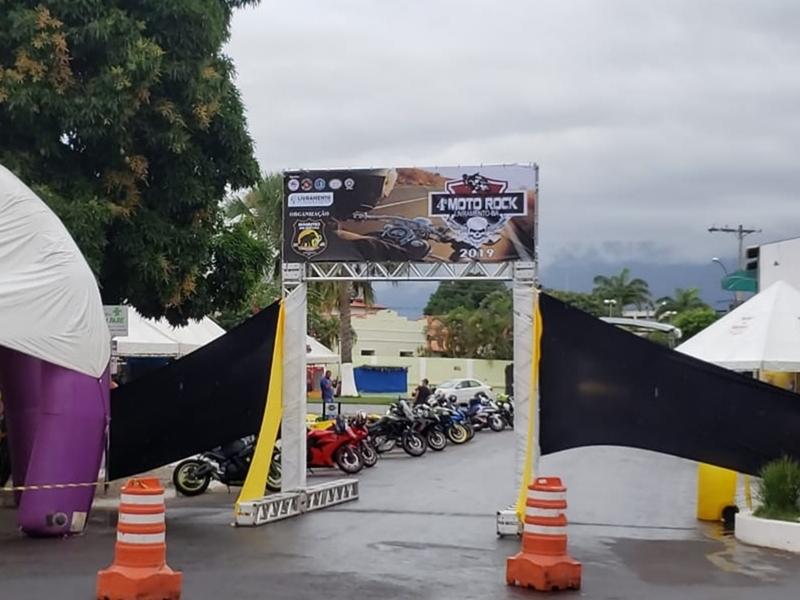 Moto Rock traz o segundo dia de atrações em livramento.
