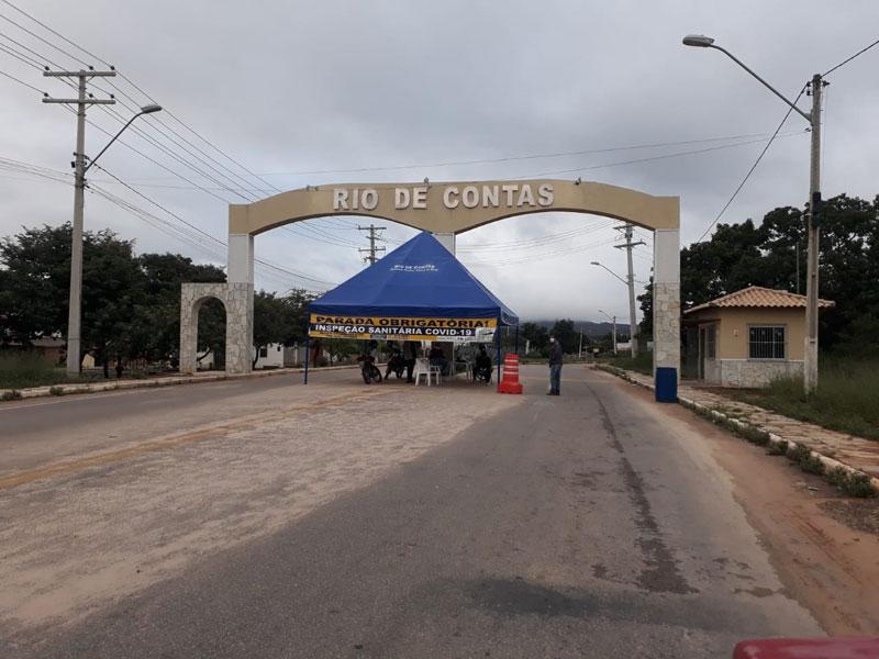 Rio de Contas segue sem registros do novo coronavírus