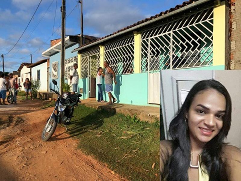 Ubatã: Mulher é morta a tiros; dupla atirou da janela que estava aberta