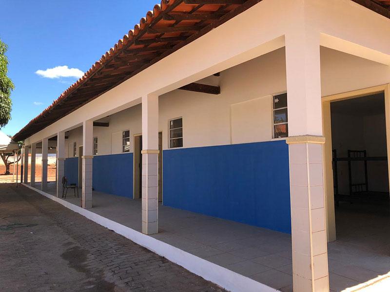 Livramento: Inaugurado alojamento da 46ª CIPM