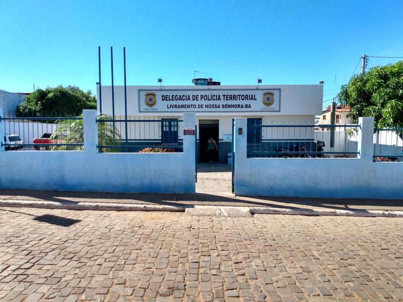 Rio de contas: Homem é conduzido à Delegacia após invadir residência e ameaçar pessoas