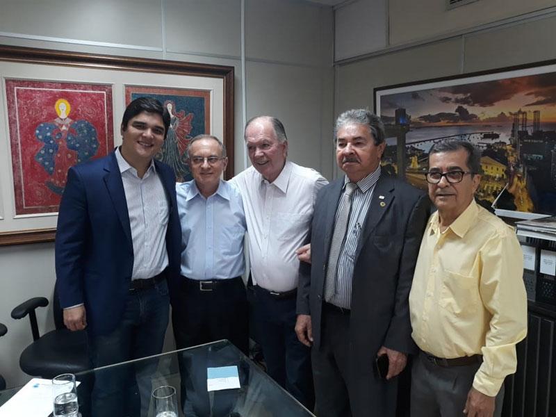 Brumado: Ex-prefeito Geraldo Azevedo fecha sua ida para o PP de João Leão
