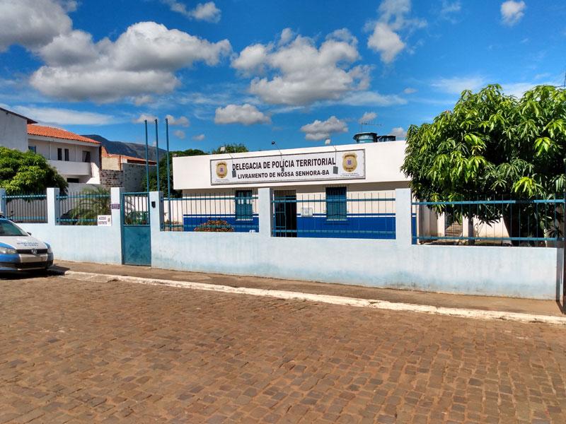Suspeito de roubo em Livramento tem prisão preventiva cumprida em Brumado