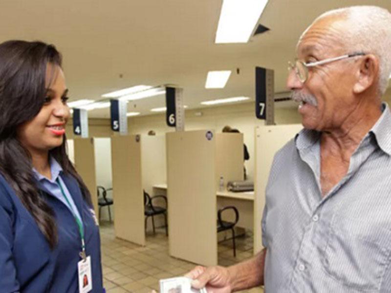 Governo estadual mantém em maio a suspensão do recadastramento de aposentados e pensionistas