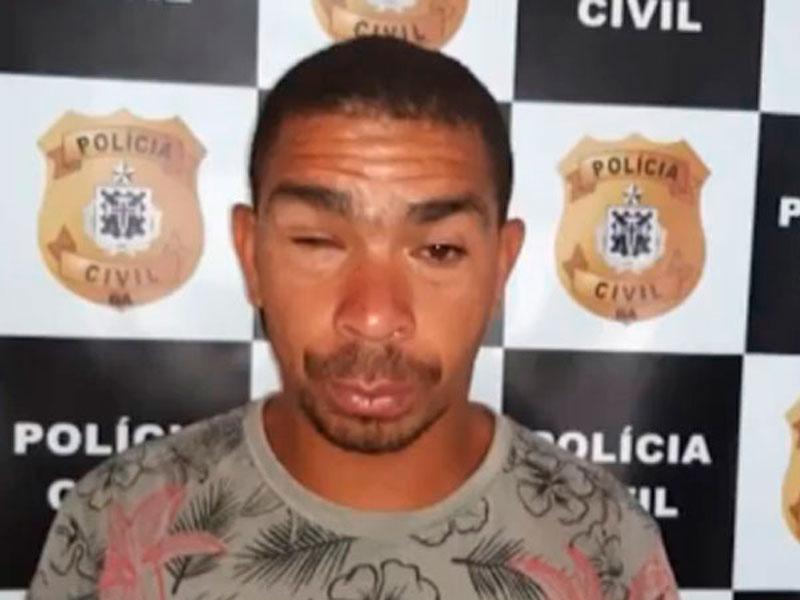 Homem é preso em Conquista suspeito de abusar sexualmente de criança de 11 anos