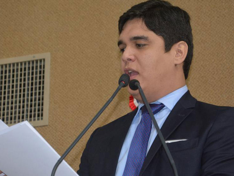 Morte de presidente da Câmara de Brumado consterna deputado Vitor Bonfim