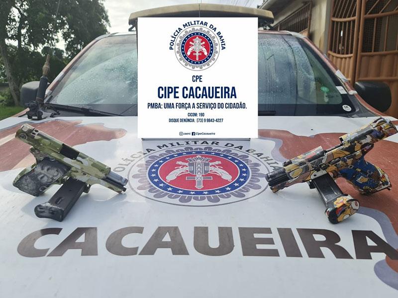 Trio suspeito de envolvimento em crimes contra banco morre em confronto com a Polícia na BR-101