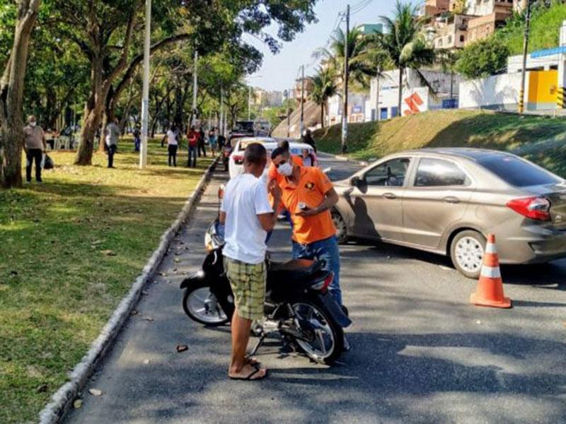 Maio Amarelo: Detran-BA dinamiza fiscalização para evitar acidentes