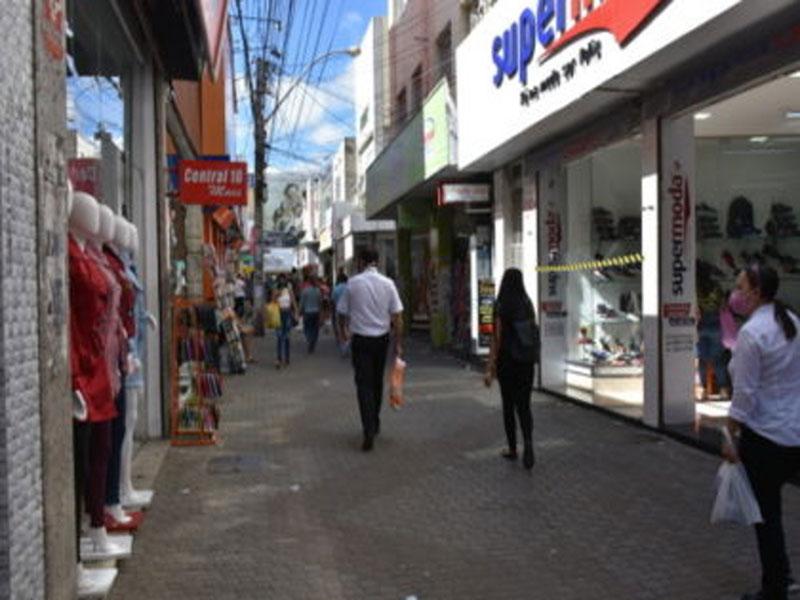 MP recomenda anulação de reabertura do comércio não essencial em Vitória da Conquista