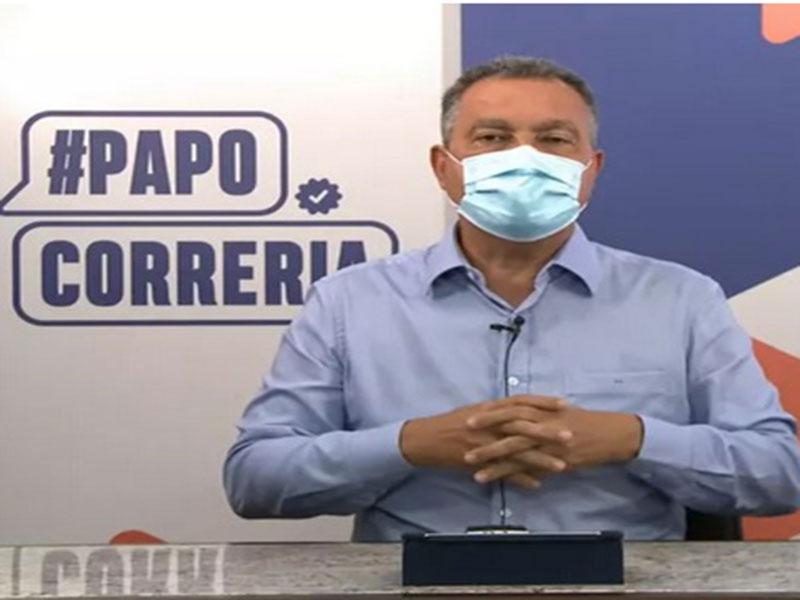 Governador libera eventos com público de até 1.100 pessoas na Bahia