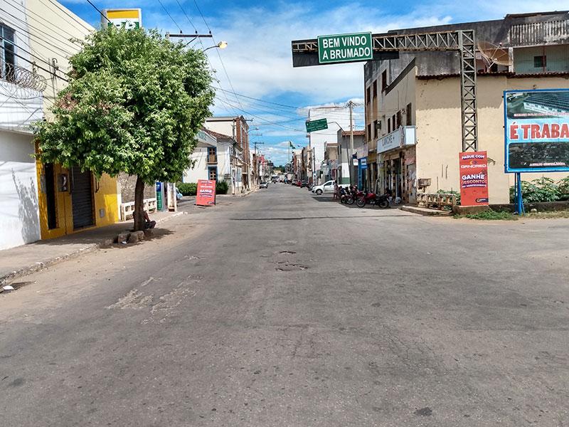 Brumado: Cidade tem 749 casos ativos de Covid-19