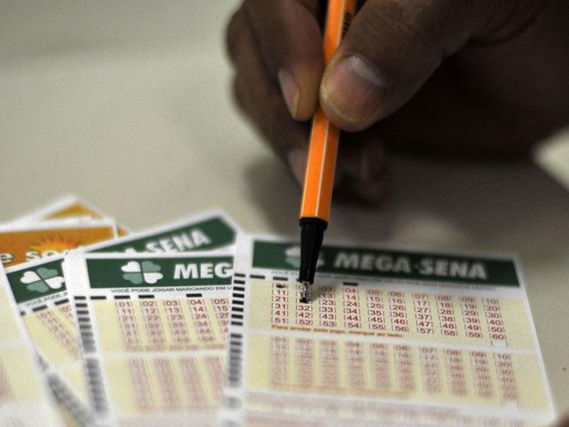 Mega-Sena sorteia hoje prêmio de R$ 44 milhões