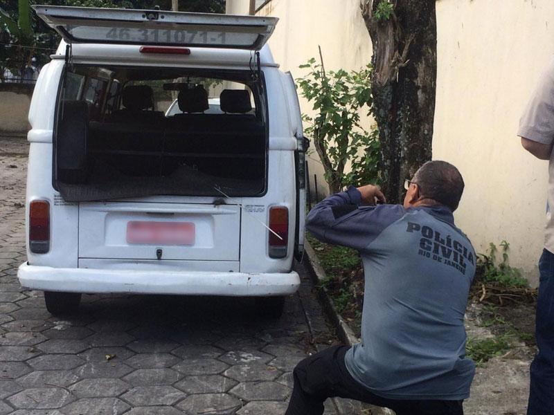Polícia tenta descobrir calibre da arma que matou a menina Ágatha Félix