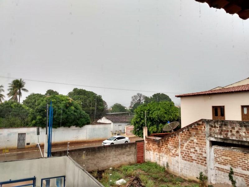 Tempo chuvoso permanece em Livramento e toda região