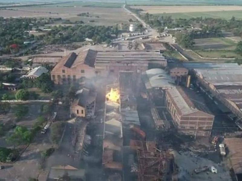 Incêndio em refinaria na Argentina deixa pelo menos cinco mortos