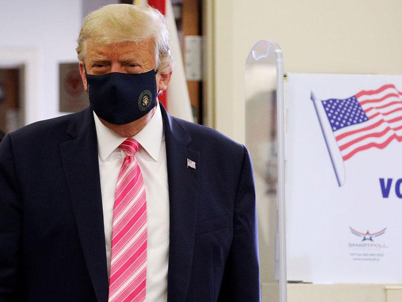 Casos de coronavírus nos EUA aumentam às vésperas da eleição