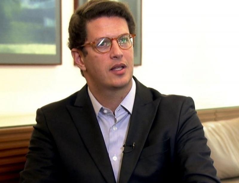 Ministro do Meio Ambiente é agredido em Porto Seguro após cerimônia