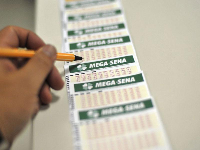 Mega-Sena acumula e próximo concurso deve pagar R$ 12,5 milhões