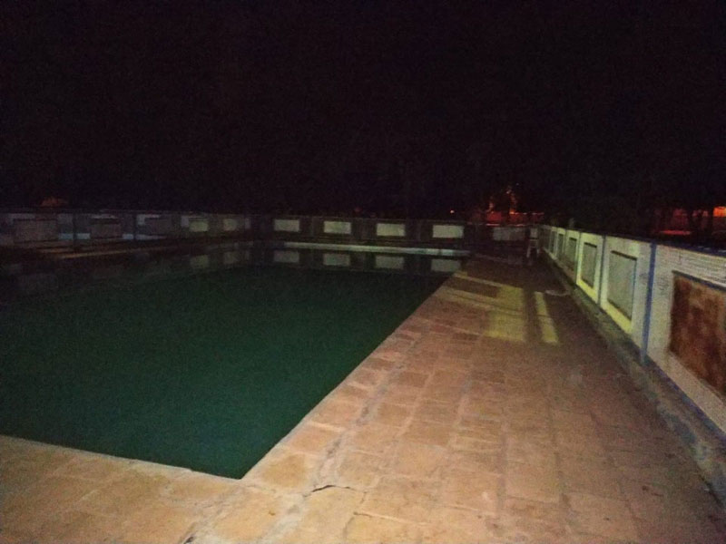 Ibotirama: Garoto de 12 anos morre afogado após pular muro de clube para brincar em piscina