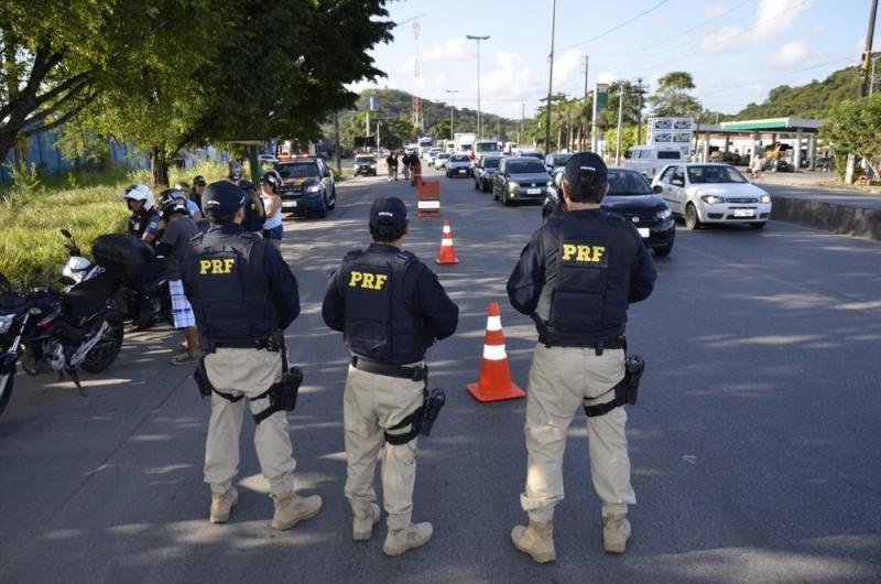 Polícias rodoviárias iniciam Operação Carnaval 2019 nas vias federais e estaduais da Bahia