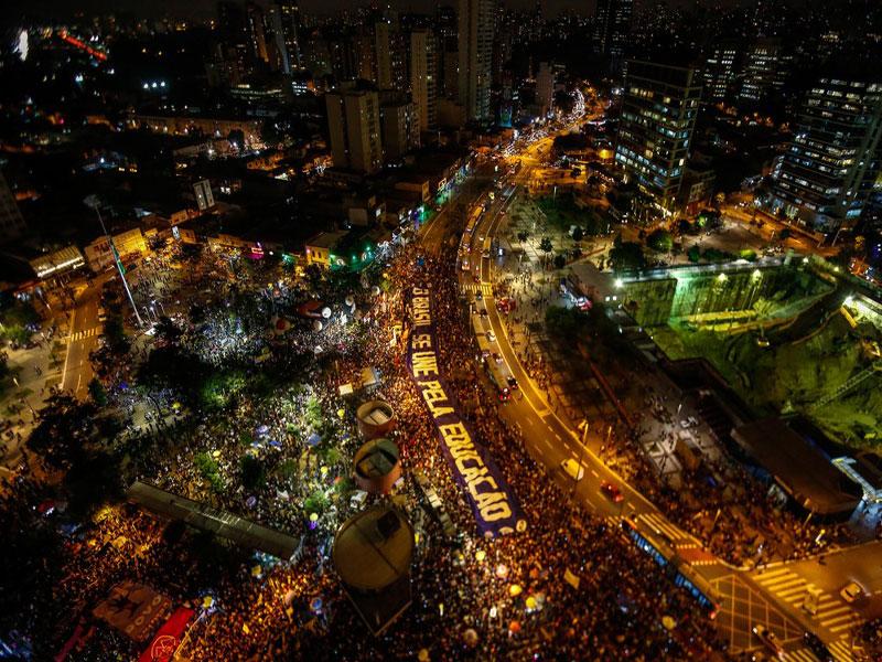 MPF recomenda que MEC se retrate e cancele nota em que 'desautoriza' quem estimula protestos