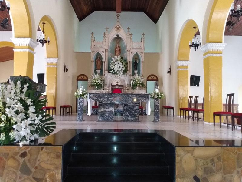 Cidade festeja sua Padroeira, Nossa Senhora do Livramento; Confira a Programação