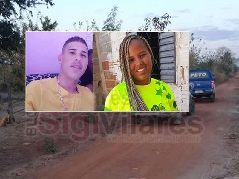 Barreiras: Duas pessoas são executadas a tiros