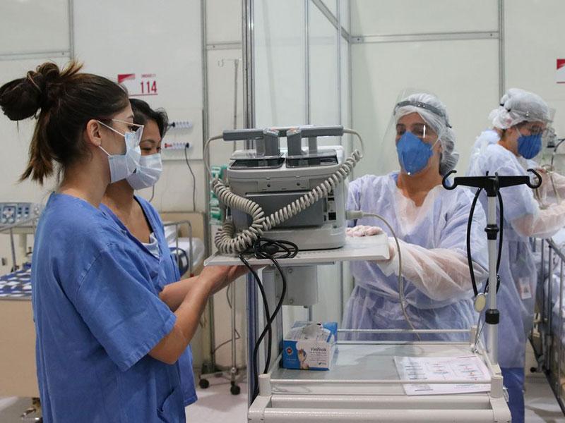 Bahia zera fila de regulação de pacientes intubados em UPAs, diz Sesab