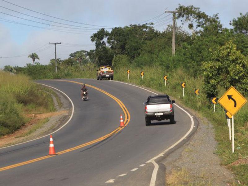 Inaugurada obra de recuperação de semi-anel rodoviário em Itabuna