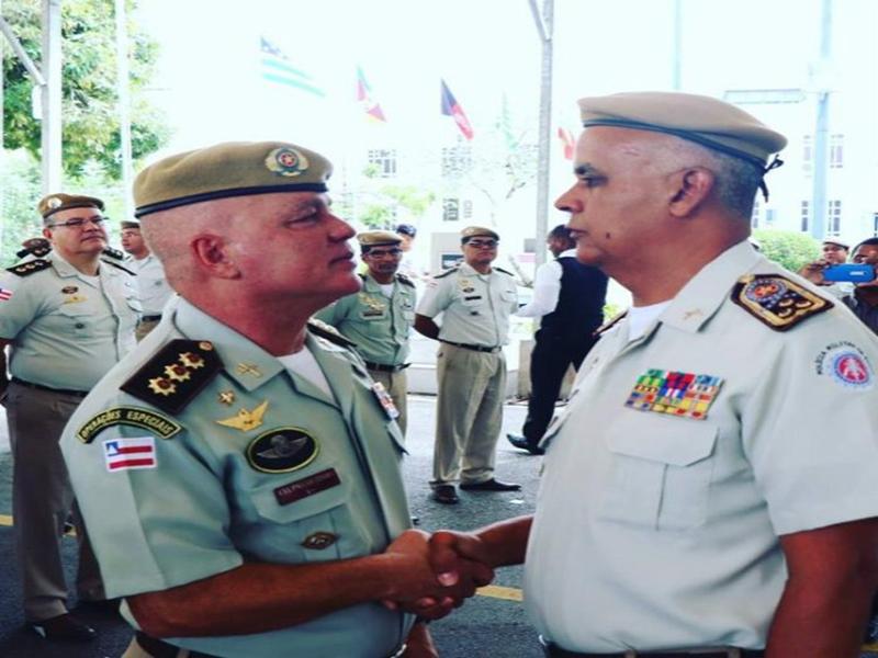Coronel Paulo Coutinho é novo comandante-geral da PM