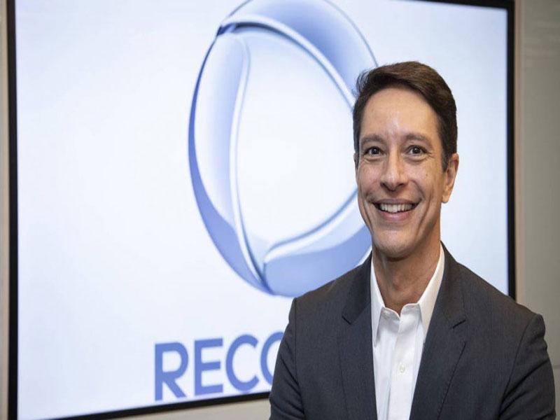 Sergio Aguiar é contratado pela Record após deixar a GloboNews