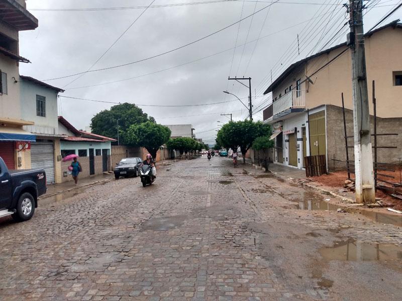 Livramento: Cidade pode receber chuvas a partir desta quinta-feira (09)