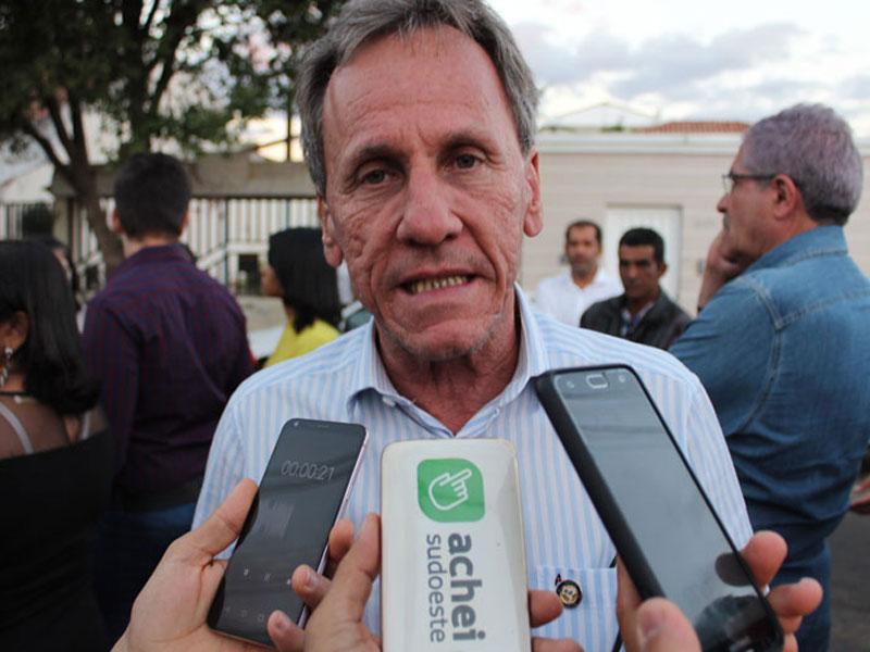 Dom Basílio: Multa contra Prefeito é mantida pelo TCM