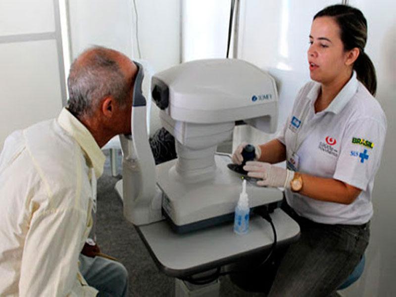 Por precaução contra novo coronavírus, Secretaria de saúde de Livramento suspende mutirão de catarata