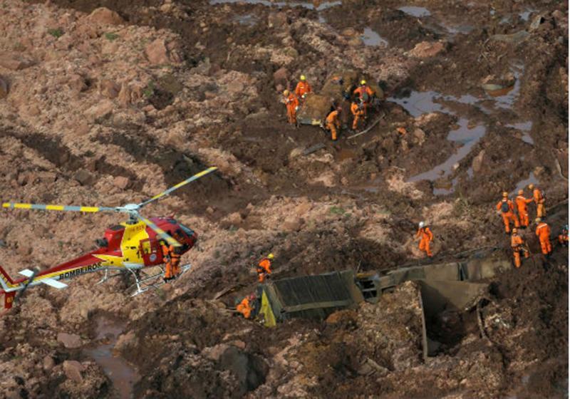 Gerente da Vale diz que diretores sabiam de risco de ruptura de outras barragens