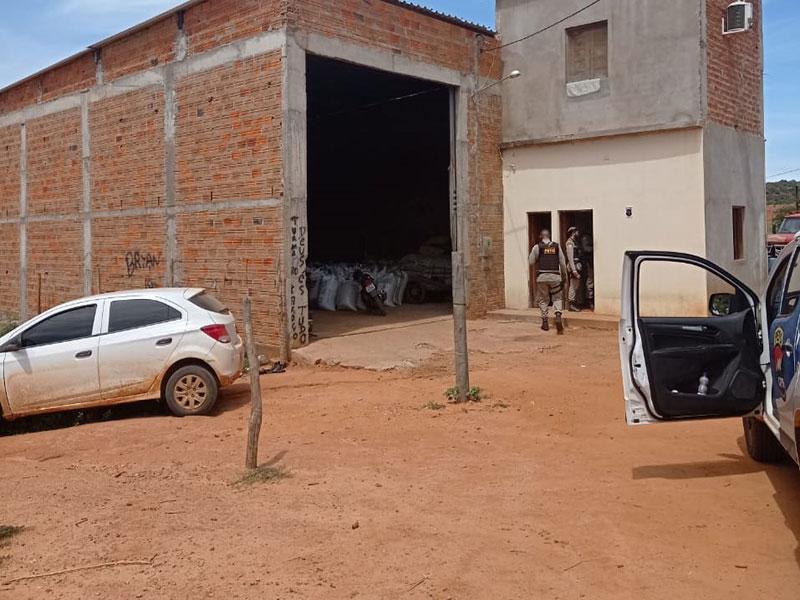 Homem com mandado de prisão aberto em SP é capturado pela Polícia Militar em Livramento de Nossa Senhora